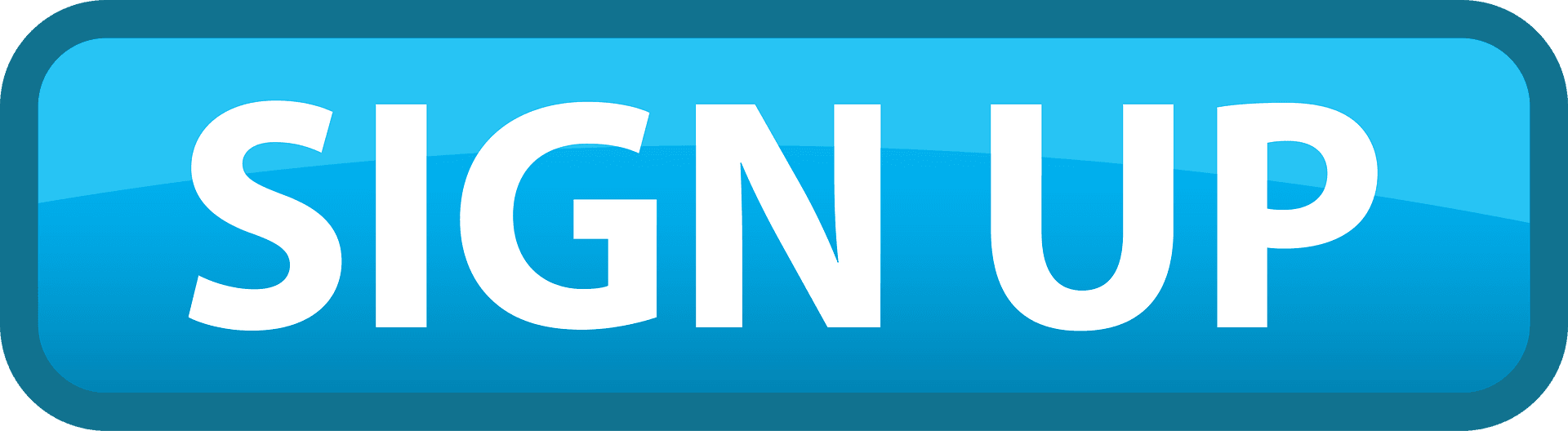 sign-up-icon -- white lettering, blue background