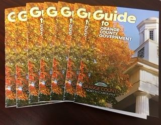Stack of County Guides