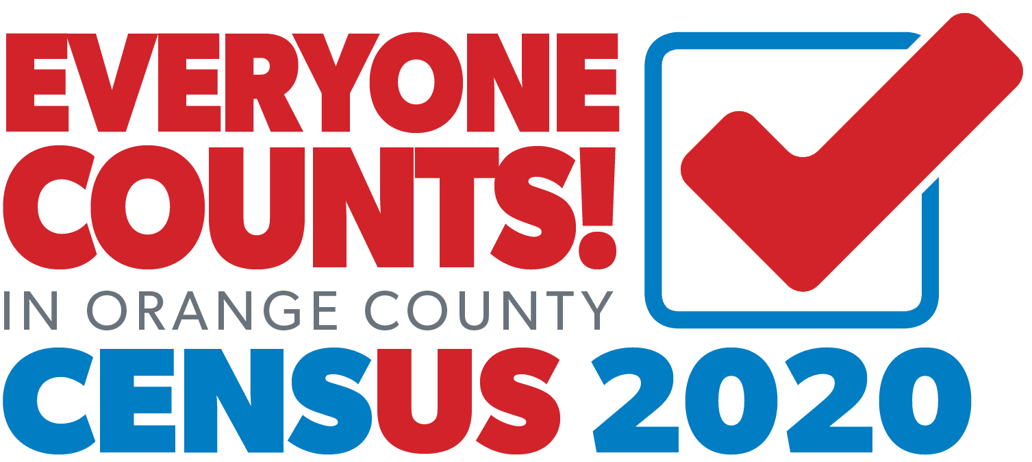 Everyone Counts Logo for Census