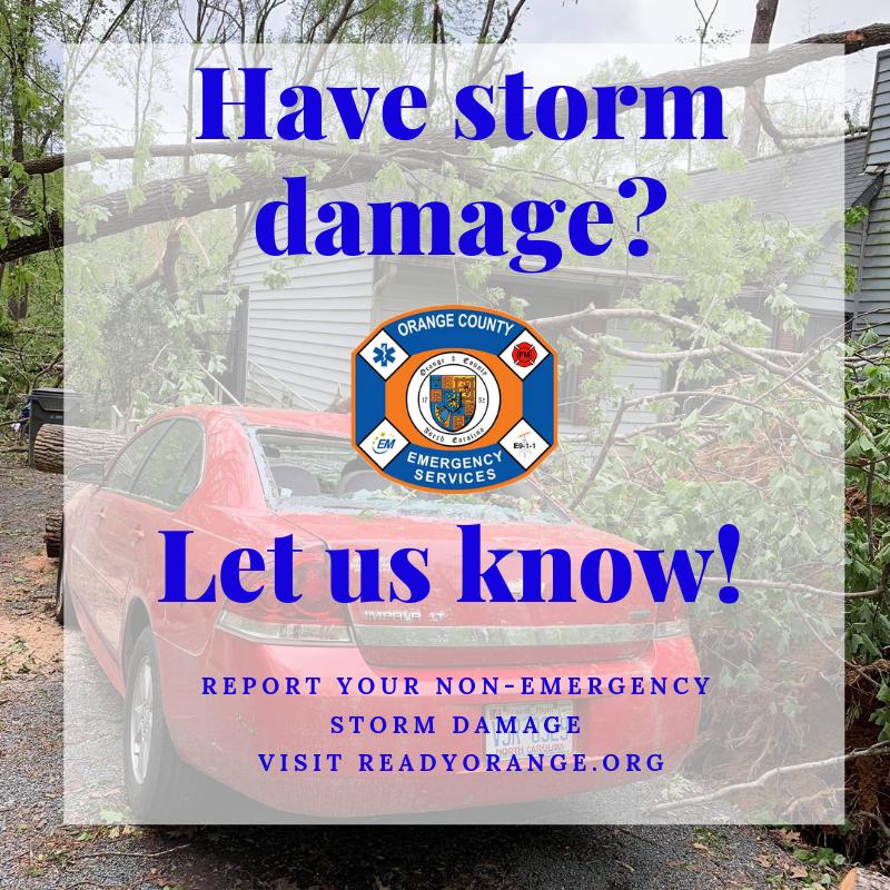 Disaster / Emergency Preparedness | Orange County, NC